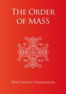 Order of Mass in English, Paperback / softback Book