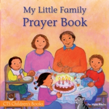 My Little Family Prayer Book, Paperback Book