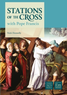 Stations of the Cross with Pope Francis, Paperback / softback Book