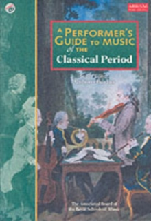 A Performer's Guide to Music of the Classical Period, Sheet music Book