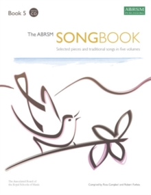The ABRSM Songbook, Book 5 : Selected pieces and traditional songs in five volumes, Sheet music Book