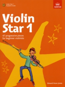 Violin Star 1, Student's book, with CD, Sheet music Book