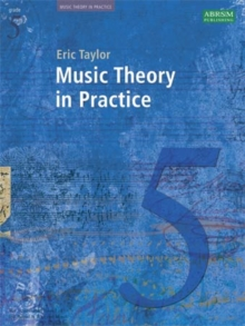 Music Theory in Practice, Grade 5, Sheet music Book