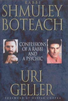 Confessions of a Rabbi and Psychic, Hardback Book
