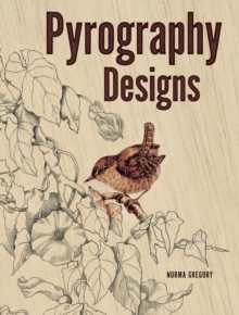 Pyrography Designs, Paperback Book