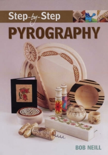 Step-by-step Pyrography, Paperback Book