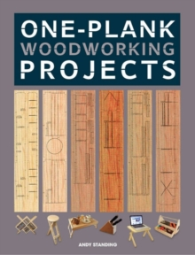 One-plank Woodworking Projects, Paperback / softback Book