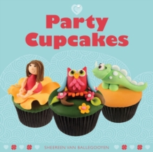 Party Cupcakes, Paperback Book