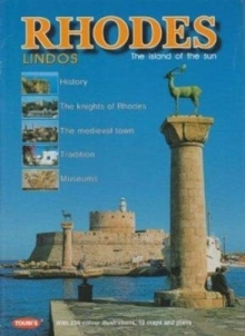 Rhodes -  Lindos : The Island of the Sun, Paperback / softback Book