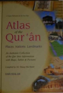 Atlas of the Qur'an, Hardback Book