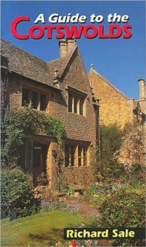 Guide to the Cotswolds, Paperback / softback Book