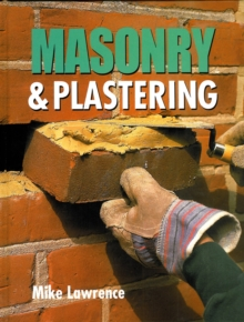 Masonry and Plastering, Hardback Book