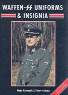 Waffen SS Uniforms and Insignia, Hardback Book