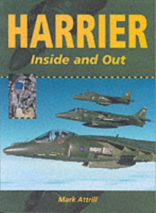 Harrier : Inside and Out, Paperback Book