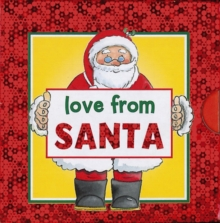 Love from Santa, Board book Book