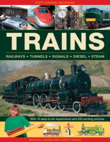 Exploring Science: Trains, Hardback Book