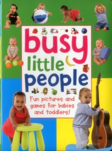 Busy Little People, Board book Book