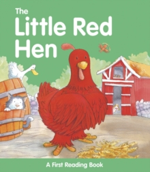 Little Red Hen (Giant Size), Paperback / softback Book
