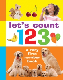 Let's Count 123, Board book Book