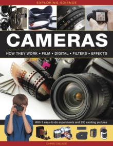 Exploring Science: Cameras, Hardback Book