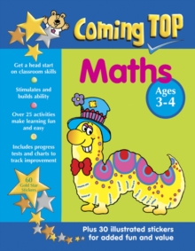 Coming Top: Maths - Ages 3-4, Paperback / softback Book