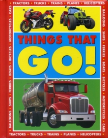 Things That Go!, Board book Book