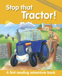 Stop That Tractor! (Giant Size), Paperback / softback Book