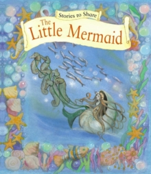 Stories to Share: The Little Mermaid (Giant Size), Paperback / softback Book