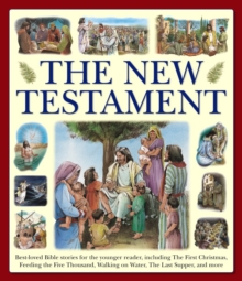 New Testament (Giant Size), Paperback / softback Book