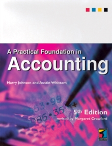 A Practical Foundation in Accounting, Paperback / softback Book