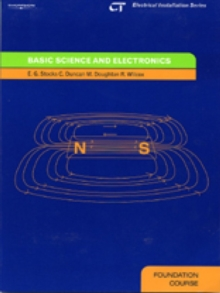 Basic Science and Electronics : Electrical Installation Series: Foundation Course, Paperback Book