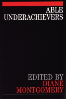 Able Underachievers, Paperback / softback Book