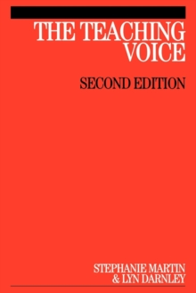 The Teaching Voice, Paperback / softback Book