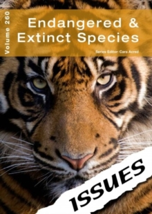Endangered & Extinct Species, Paperback Book
