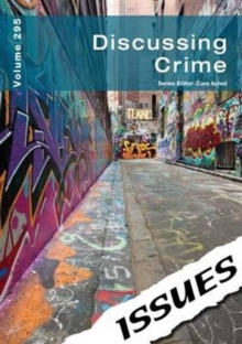 Discussing Crime Issues Series, Paperback Book