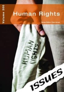 Human Rights Issues Series, Paperback Book