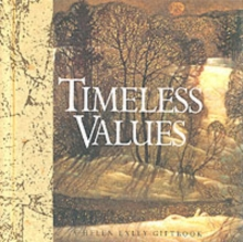 Timeless Values, Paperback Book