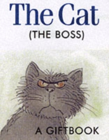 Your Cat the Boss, Hardback Book