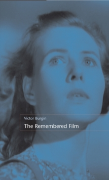 The Remembered Film, Paperback / softback Book