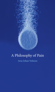 A Philosophy of Pain, Paperback / softback Book
