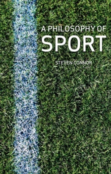 A Philosophy of Sport, Paperback / softback Book