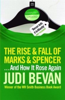 The Rise And Fall Of Marks & Spencer, Paperback Book