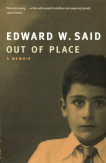 Out Of Place : A Memoir, Paperback / softback Book