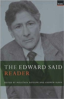 Edward Said Reader, Paperback Book