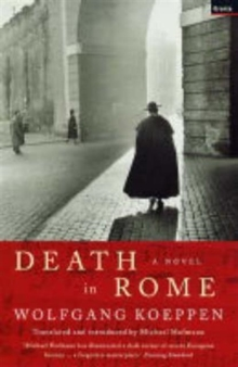 Death in Rome, Paperback / softback Book