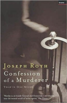 Confession Of A Murderer, Paperback / softback Book