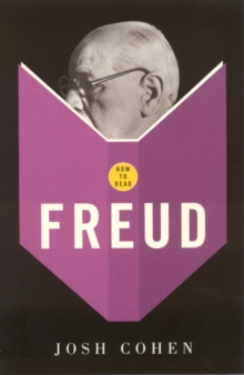 How to Read: Freud, Paperback Book