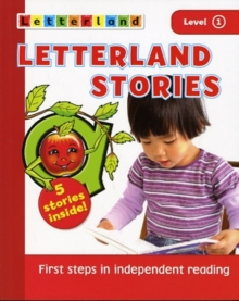 Letterland Stories : Level 1, Paperback Book