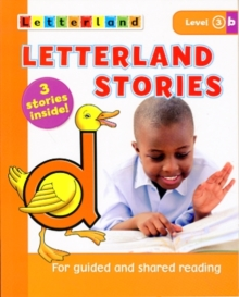 Letterland Stories : Level 3b, Paperback Book