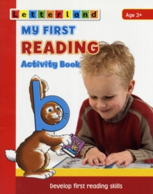 My First Reading Activity Book : Develop Early Reading Skills, Paperback / softback Book